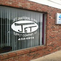 Photo taken at jet jantorial by Kirk M. on 8/1/2013