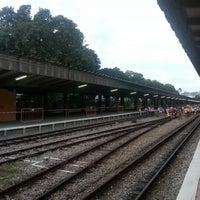 Photo taken at Tanjong Pagar Railway Station by FRANCIS P. on 1/27/2013
