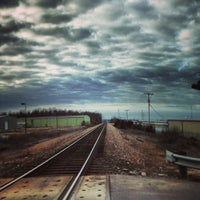 Photo taken at Train Tracks (Division) by Tim S. on 1/24/2013