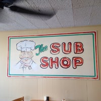 Photo taken at The Sub Shop by Tim S. on 2/13/2014