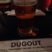 Foto diambil di Dugout Bar & Grill oleh Tim S. pada 3/5/2014