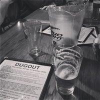 Foto diambil di Dugout Bar & Grill oleh Tim S. pada 3/18/2014
