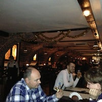 Photo taken at Пивной ресторан «Неман» by Pavel D. on 1/1/2013