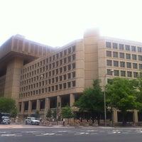 Photo taken at FBI - Washington Field Office by Irina K. on 6/3/2013