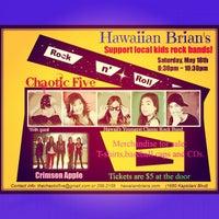 Photo taken at Hawaiian Brian's Billiards by The Bitten on 5/17/2013