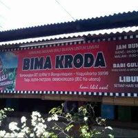 Photo taken at Warung Makan Bali Bima Kroda by Wawan[is]me 林. on 10/6/2013