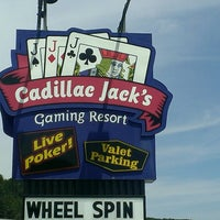 Photo taken at Cadillac Jacks Gaming Resort by Taylor B. on 7/5/2014