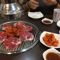 Photo taken at Seoul Korean BBQ Restaurant by Whaen I. on 2/28/2017