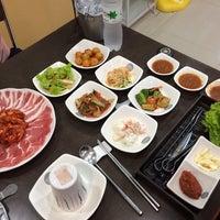 Photo taken at Seoul Korean BBQ Restaurant by Whaen I. on 12/19/2017