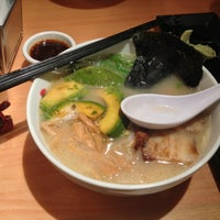 Photo taken at Totto Ramen by Lorgio J. on 6/16/2013