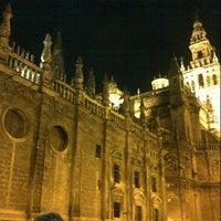Foto tomada en Catedral de Sevilla por Rosa A. el 3/25/2013