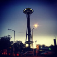 Photo taken at Space Needle by Casey G. on 7/24/2013