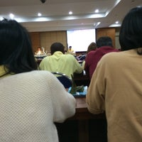 Photo taken at วิทยาลัยอาชีวศึกษาแพร่ by Wittawat J. on 12/17/2014