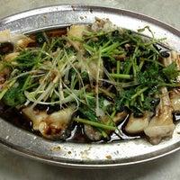Photo taken at Yuen Yuen Restaurant by douglas on 12/31/2012