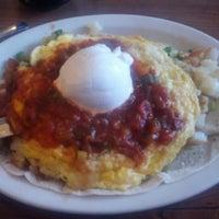 Photo taken at Harlow's Café by Avi D. on 9/16/2012