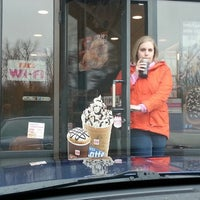 Photo taken at Dunkin' Donuts by Pat P. on 2/23/2013