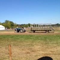 Photo taken at Tougas Family Farm by Rob M. on 9/22/2012