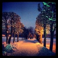 1/6/2013 tarihinde Anastasia D.ziyaretçi tarafından Kuskovo'de çekilen fotoğraf