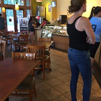 Photo taken at Bruegger's by Jenny T. on 8/21/2016