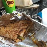 Photo taken at Moe's Southwest Grill by Jenny T. on 7/21/2016