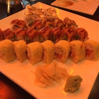 Photo taken at Sushi Room by Devin H. on 10/1/2015