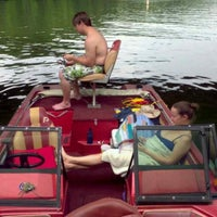 Photo taken at Brian's Boat by Brian P. on 6/30/2013