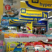 Photo taken at hypermart by Katerina S. on 7/16/2016