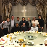 Photo taken at Hongqiao State Guest Hotel by 修一 野. on 11/16/2016
