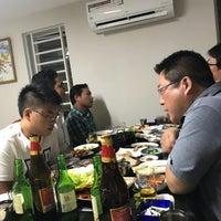 Photo taken at Mekong Korean Restaurant by 修一 野. on 12/17/2017