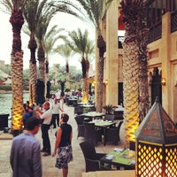 Photo taken at Souq Madinat Jumeirah by Pinay Flying H. on 4/5/2013