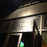 Photo taken at TAPS Bar & Lounge by Kiran K. on 12/8/2012