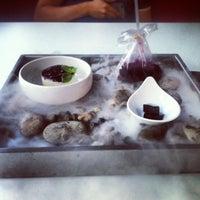 Снимок сделан в Ресторан ODESSA пользователем Yana T. 7/11/2013