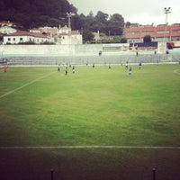 Photo taken at Sport Clube Vianense by Carlos C. on 9/28/2013