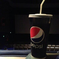 Photo taken at Cinemas NOS Nosso Shopping by Carlos C. on 8/29/2013