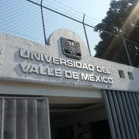 Photo taken at Universidad del Valle de México by Cesar R. on 5/8/2013