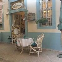 Photo taken at Cafe Caramel by Zerrin Ş. on 8/8/2013