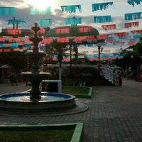 Photo taken at Plaza Principal San Juan De Abajo by Perura M. on 5/24/2015