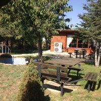 Photo taken at Ahşap Kafeterya by Mert Ö. on 9/30/2014