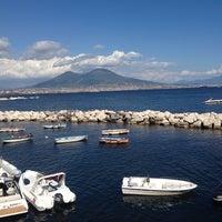 Photo taken at Il Posto Accanto by Nastya on 7/11/2014