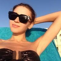 Foto tirada no(a) Beach @ Rixos Hotel por Nastya em 5/3/2014