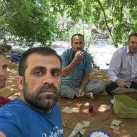 Photo taken at hacıBey cayı by Rasim Ş. on 7/31/2016