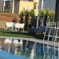 Photo taken at The OAK Hotel by Daniela P. on 7/17/2016