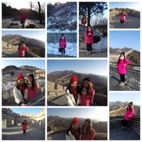Photo taken at The Great Wall of China - Defense Tower by ♥♚pĦϵPhY♚♥ -Elizabeth Lidya- on 12/26/2015