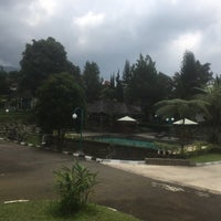 Photo taken at Sari Ater Hotel & Resort by eriko u. on 10/19/2016