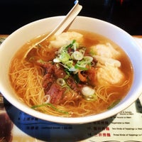 Photo taken at Wonton Chai Noodle 雲呑仔 by 🌀 Evelyn 👻 鬼. on 8/16/2014