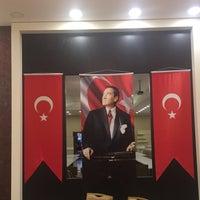 Снимок сделан в Esila Hotel Ankara пользователем Hotel E. 12/20/2017