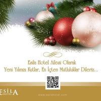Снимок сделан в Esila Hotel Ankara пользователем Hotel E. 12/30/2017