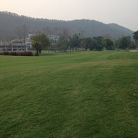 Photo taken at Alpine Golf Resort Chiang Mai by Max K. on 3/21/2014