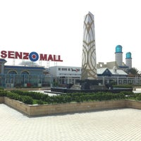 Photo taken at Senzo Mall by Mohamed A. on 2/23/2013
