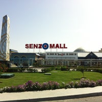 Photo taken at Senzo Mall by Mohamed A. on 3/2/2013